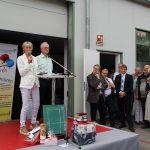 Schirmherrin Karin Schulz moderiert